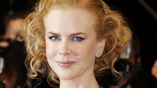 Nicole Kidman til filmfestival i Cannes, maj 2012.