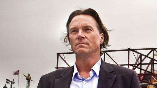 Peter Mogensen til serien Det vigtigste i Livet.
