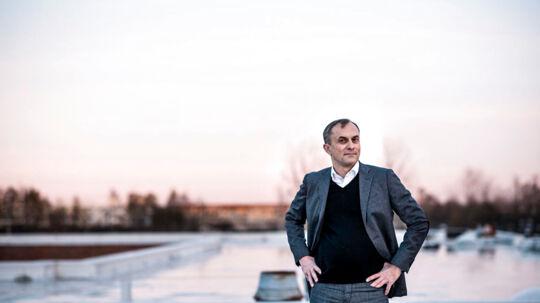 konservative borgmester i Høje Taastrup, Michael Ziegler