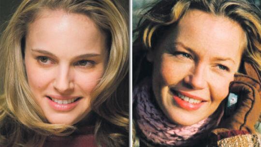 KVINDEN I MIDTEN (Grace/Sarah): Natalie Portman imod Connie Nielsen
