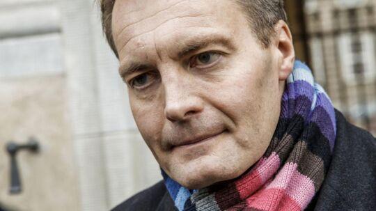 Dansk Folkepartis retsordfører, Peter Skaarup