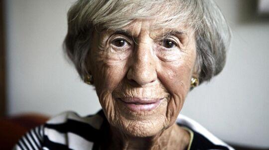 Lise Nørgaard har haft indbrud i sin lejlighed i Skodsborg. Arkivfoto: Camilla Rønde