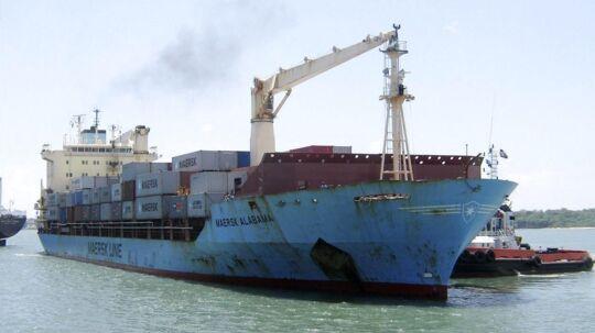 Der blev fundet narkotika hos de to vagter, som onsdag blev fundet døde ombord på Maersk Alabama.
