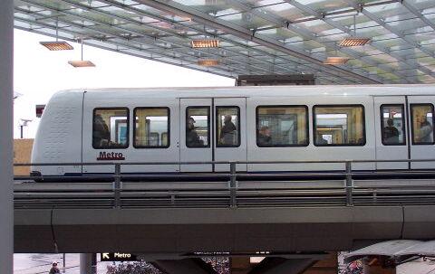 Metroen - med økonomiske tømmermænd.