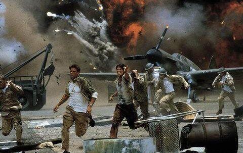 Hovedrolleindehaver Kate Beckinsale har ingen problemer med den massive kritik af Pearl Harbor for at være politisk korrekt. Foto: Nordfoto