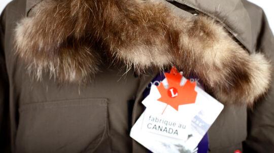 Canada Goose Butik Strøget