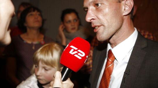 Kristendemokraternes Per Ørum Jørgensen er ikke længere Kristendemokraternes Per Ørum Jørgensen. Han stopper nemlig!