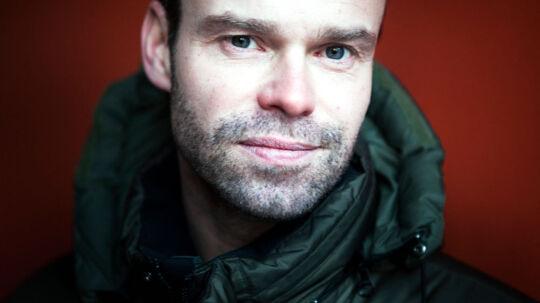 Standupperen Mick Øgendahl: Bonderøv, komiker og lykkelig.