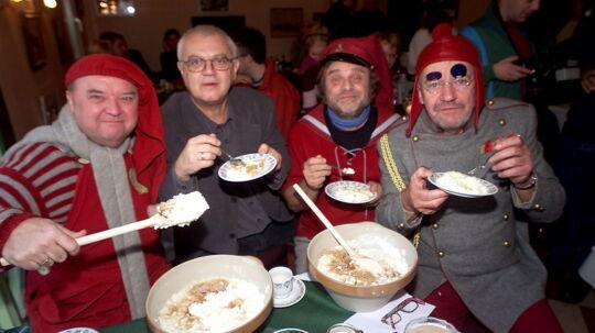 Der er masser af fløde i Danmark, så bare rolig - både Nissebanden og alle andre vil ikke komme til at undvære risengrøden.