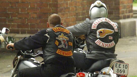 Hells Angels og Bandidos-fanger skal nu til at afsone i samme fængsel.