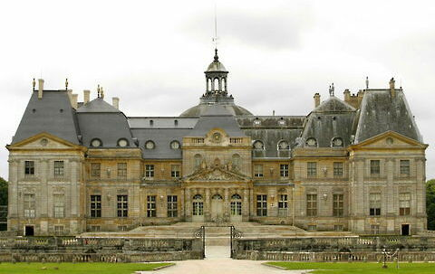 Slottet i Paris, hvor Eva Longoria og Tony Parker skal giftes d. 7. juli.
