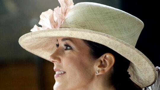 Prinsesse Mary er guld værd for Danmark - hele 12 milliarder.