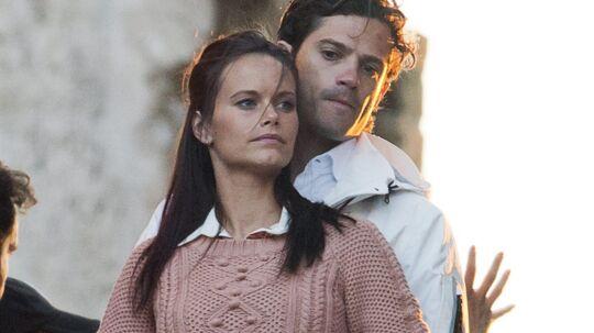 Carl Philip blev overfaldet ved en natklub i Cannes. Her ses han sammen med kæresten Sofia Hellqvist, som var med Carl Philip i Cannes.   Foto: Suvad Mrkonjic