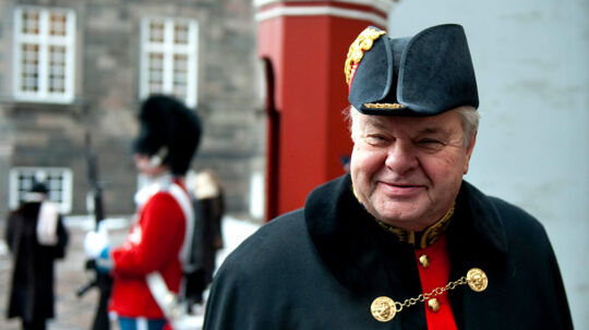 Blandt de inviterede var prinsgemalens mangeårige ven og jagtkammerat, Christian Kjær. - Det er en god tradition at sige godt nytår til regentparret, og noget jeg altid glæder mig til, fortalte hofjægermesteren, der kunne fortælle, at han i år havde holdt nytår hos sin søn Philip.