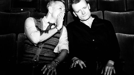 Casper og Frank har fået en fornem plads på listen over de mest indflydelsesrige i den dansk filmbranche.