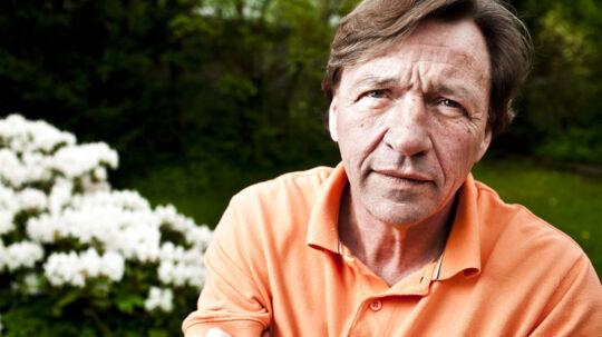Sportsjournalisten Steen Ankerdal.