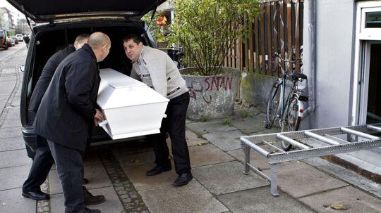 10-årige Songül blev trafikdræbt på Frederiksberg.
