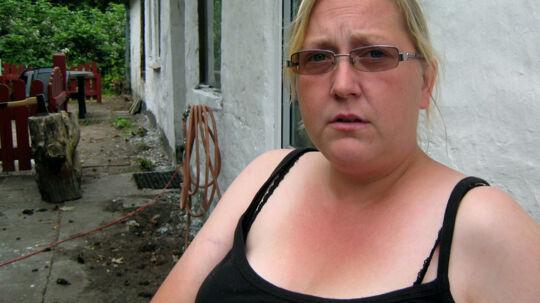 - Jeg vidste, at hun var kommet ud i noget rod, da hun blev kæreste med Bjarne, fortæller babymorens veninde Sanne Becker.