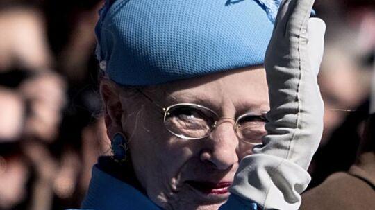 Dronning Margrethe må lægge sin karetrute i anledningen af nytårskuren om pga. vejafspærringer.