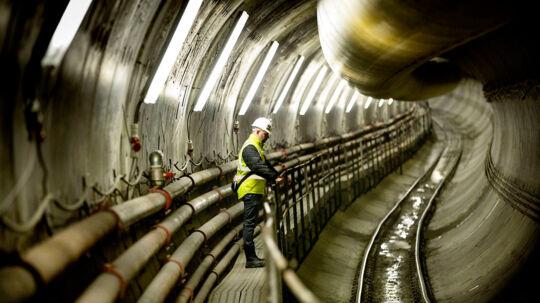 Når den nye københavnske metrolinje åbner i december 2018, skal der købes helt nye dyre toge. De nuværende metrotoge dur nemlig ikke.