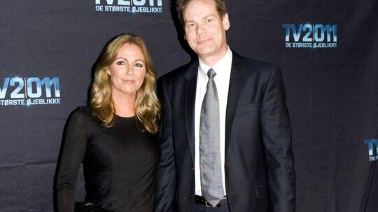 Den 44-årige komiker Andreas Bo har været kæreste med Anne Wille de sidste to år.