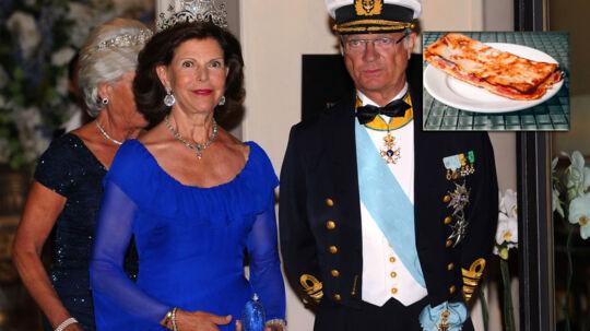 Det svenske kongepar endte med en noget anderledes bid mad end ventet, da de forleden ville på et uformelt krobesøg i Tyskland (arkivfoto).