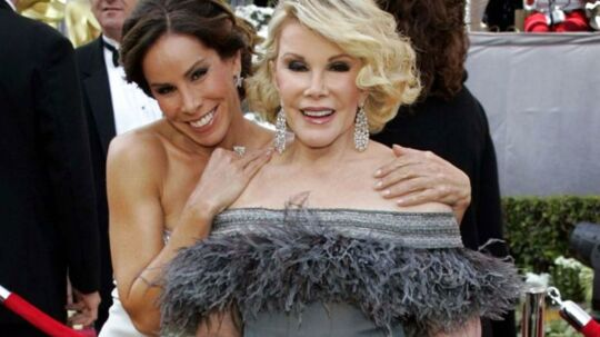 Joan og Melissa Rivers