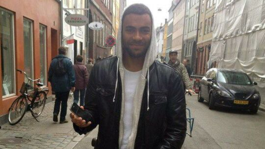 Jonas Thomsen Sekyere blev knivdræbt på Bakken i Kødbyen tidligt lørdag morgen.