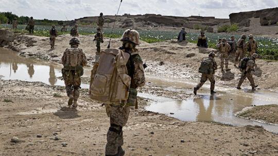 Soldaterne har løst den opgave, som De Radikales Zenia Stampe tirsdag kalder for umulig om indsatsen i Afghanistan, mener formanden for Hærens Konstabel og Korporalforening, Flemming Vinther.