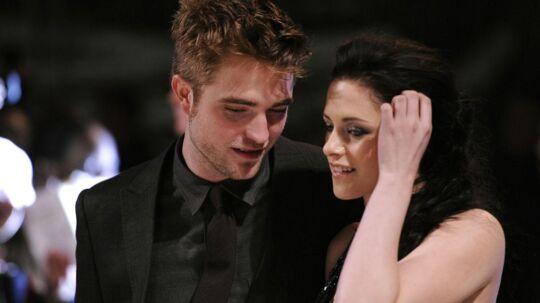Måske flyver amorinerne endnu engang mellem Robert Pattinson og Kristen Stewart