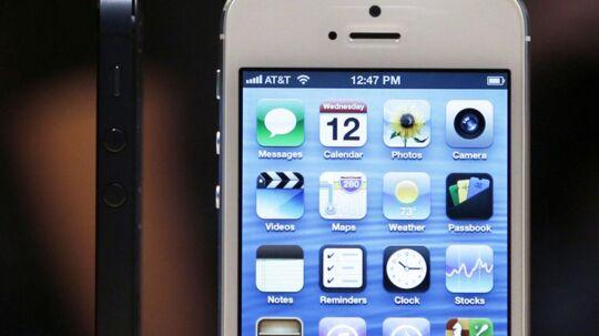 I nat kan du forudbestille den nye iPhone 5