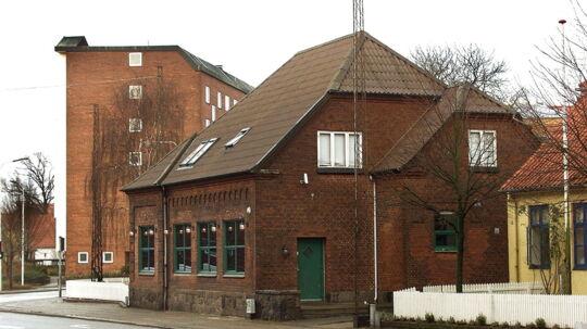Mens HA holder til i Østergade i Nørresundby nord for Aalborg (billedet), residerer Bandidos i selve Aalborg by.