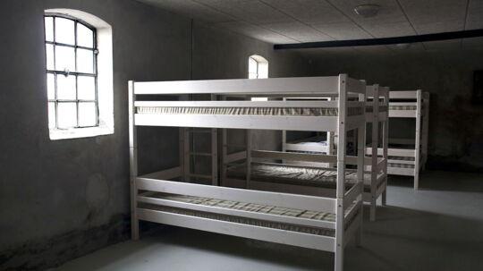 En fire-årig dansk pige sidder nu fanget i Spanien på grund af en forældresag (arkivfoto)