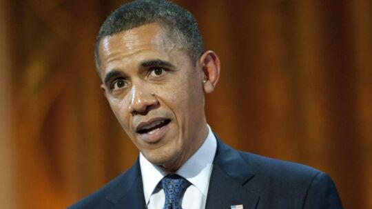 Obama er den første amerikanske præsident, der springer ud og erklærer offentligt, at han støtter homo-ægteskaber. Det skete under et interview på den amerikanske TV-station ABC onsdag.