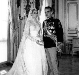 Brylluppet mellem filmstjernen Grace Kelly og fyrsten satte Monaco på verdenskortet. Foto: AFP<br>