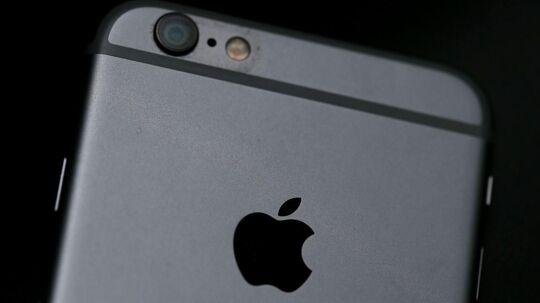 Mere end 41.000 iPhones er blevet produceret på den falske fabrik.