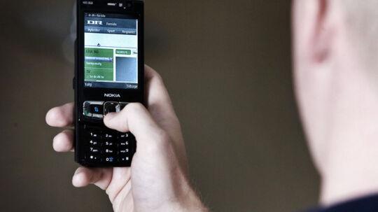 1113 You See-kunder i Købnehavns indre by må undvære tv-signal, bredbånd og telefoni. En teknisk fejl har kappet You See-kundernes forbindelse til omverdenen.