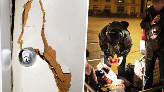 Mange danskere har oplevet at komme hjem til en smadret dør og en gennemrodet bolig. Alligevel er vi enormt dårlige til at sikre vores bolig.