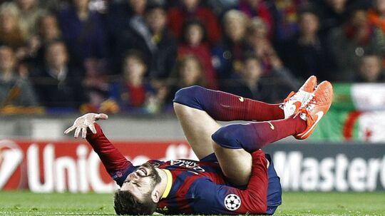 Barcelona er i knæ. Klubben må ikke tegne nye kontrakter de næste to transfervinduer.
