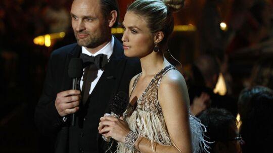 Claus Elming er kommet tætter på sin medvært i Vild med dans, Christiane Schaumburg, efterElming har købt ny bolig for 3.5 mio.