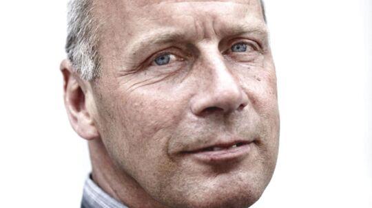 Chefredaktør på Se og Hør Kim Henningsen