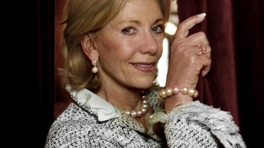 Dorthe Kollo har fundet opskriften på selvtillid i en ungdomsfikseret branche