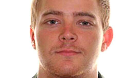 Simon Sejer Hoffmann blev dræbt i fredags, da hans køretøj ramte en sprængladning.