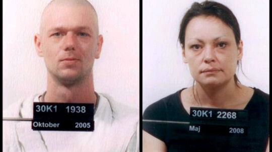 Her er forældrene, der kidnappede deres egen baby.