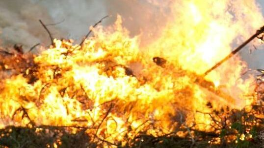 En farlig pyroman er løs i Sverige. Politiet frygter en mordbrand. Arkivfoto