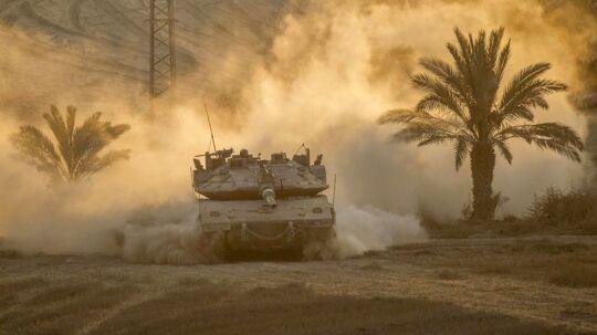 Arkivfoto: Gaza