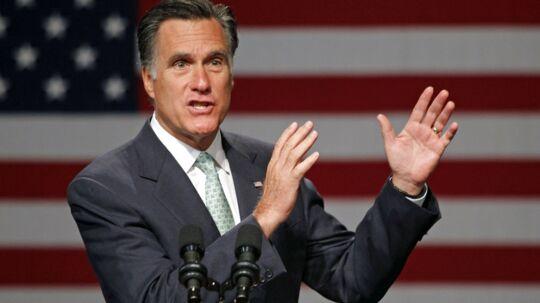 Ifølge en ny undersøgelse foretaget af bladet Forbes Magazine er USAs republikanske præsidentkandidat Mitt Romney god for 330 millioner dollar - Små to milliarder kroner.