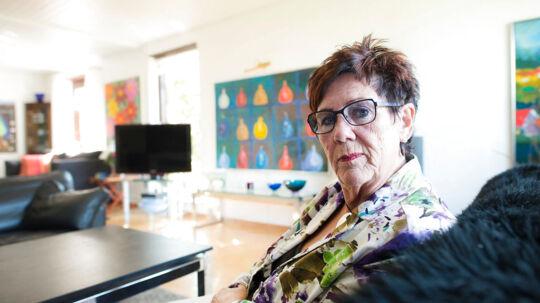 Lillian Schultz' mand døde i august 2013 af kræft.Først i marts efter flere artikler i BT indrømmede hospitalet, at han blev overmedicineret.