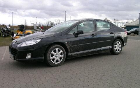 Peugeot 407 1,8 4d<br>Pris: 262.990 kr.<br>Motor: R4 16V<br>HK: 116<br>ECE-snit: 12,7 km/l<br>Afgift/år: 3.500 kr.<br>Foto: Scanpix
