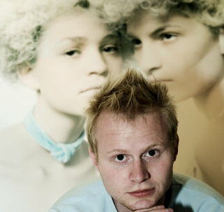 Jonathan Spang skal spille titelrollen i spillefilmen 'Erik Nietzsche - de unge år' med et selvdokumentarisk manuskript af Lars von Trier. Foto: Kaare Smith.